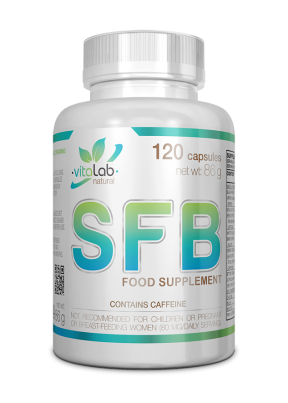 SFB Fat burning formula 120 capsules - Vitalab-Natural