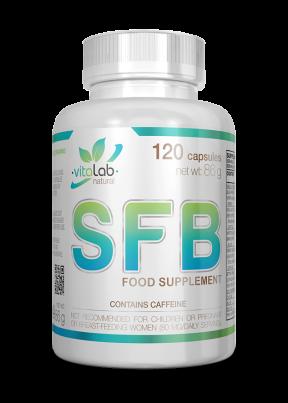 SFB Zsírégető formula 120 kapszula - Vitalab-Natural