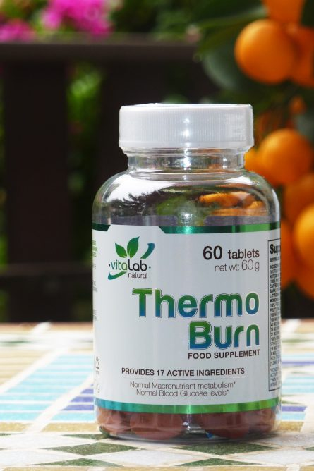 ThermoBurn Weight-control formula 60 tablets - Vitalab-Natural