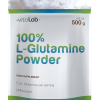 100% L-Glutamine 500g powder - Vitalab-Natural