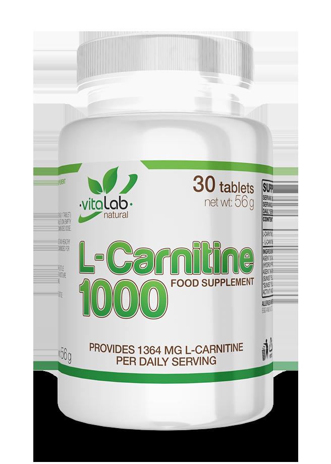 l karnitin tabletta