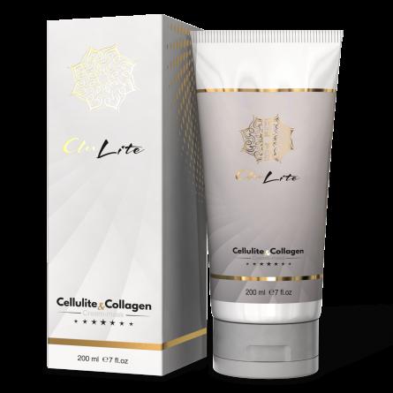 CluLite cellulit elleni krém - Vitalab-Natural