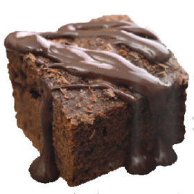 Csokis brownie